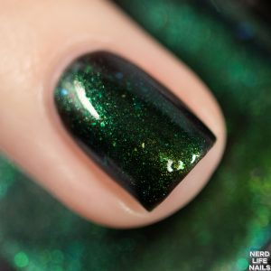 Color Spectrum Polish - Luigi Time!