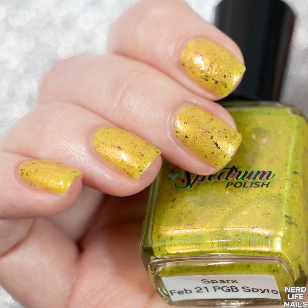 Color Spectrum Polish - Sparx