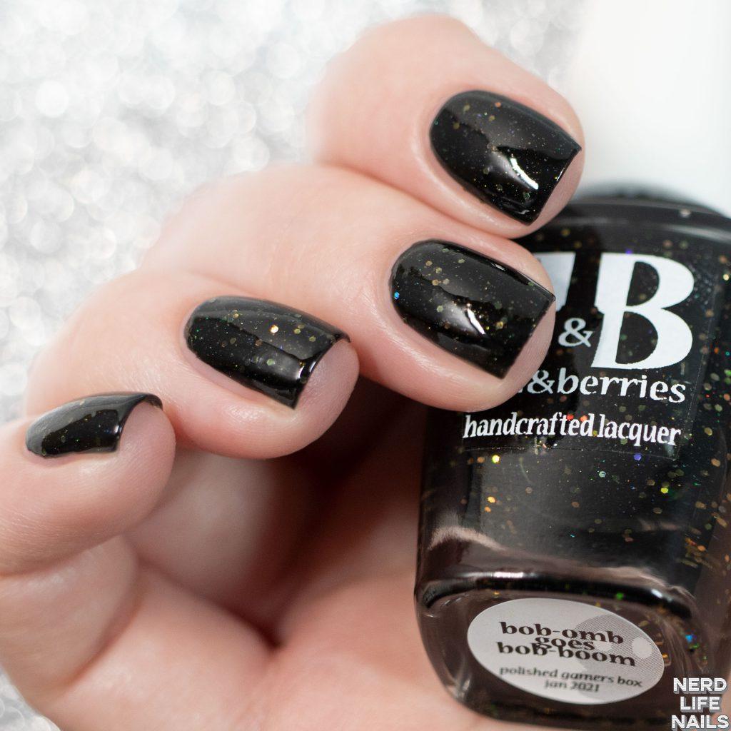 Jen & Berries - Bob-omb goes bob-boom