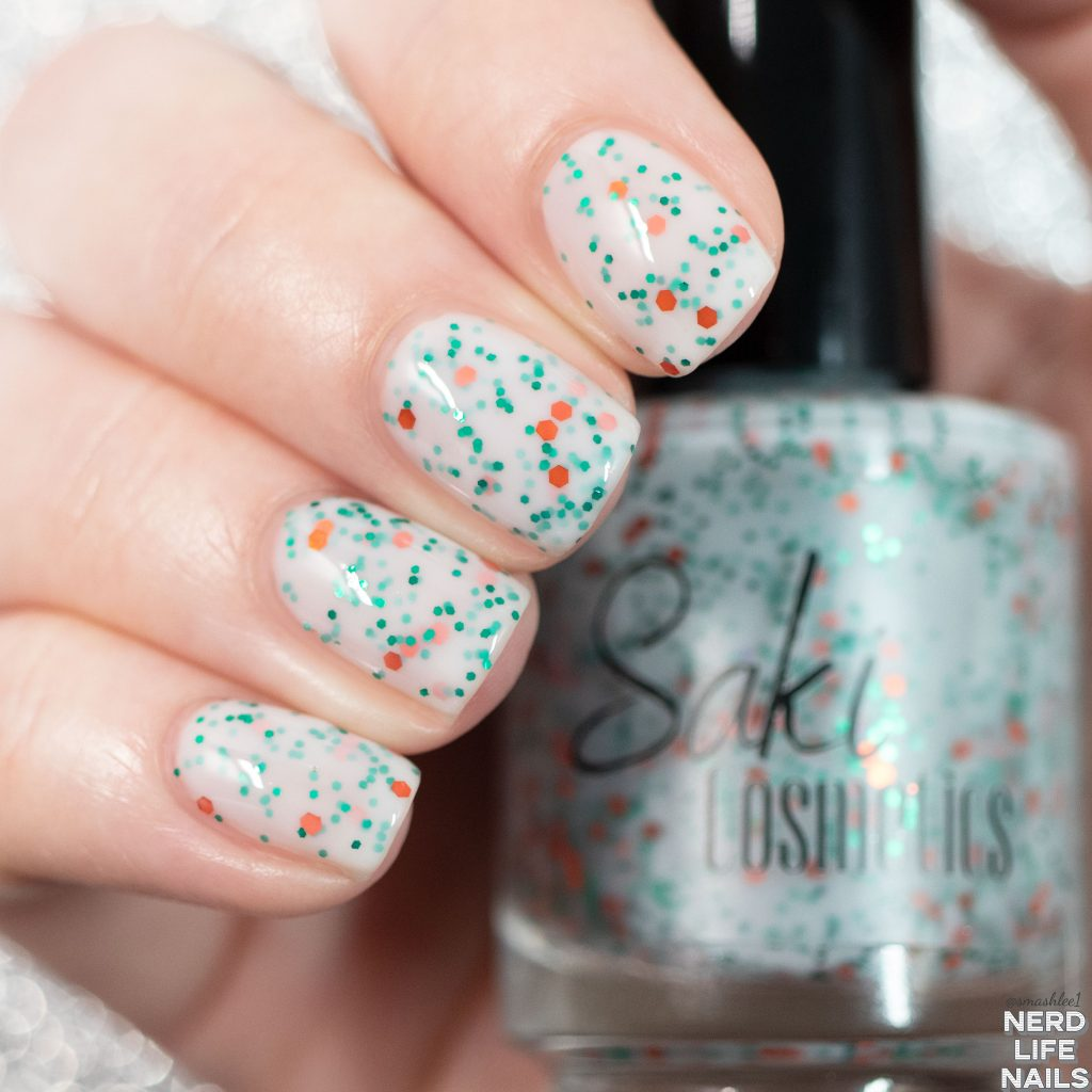 Saki Cosmetics - Saki Cosmetics - Sparkly Dino