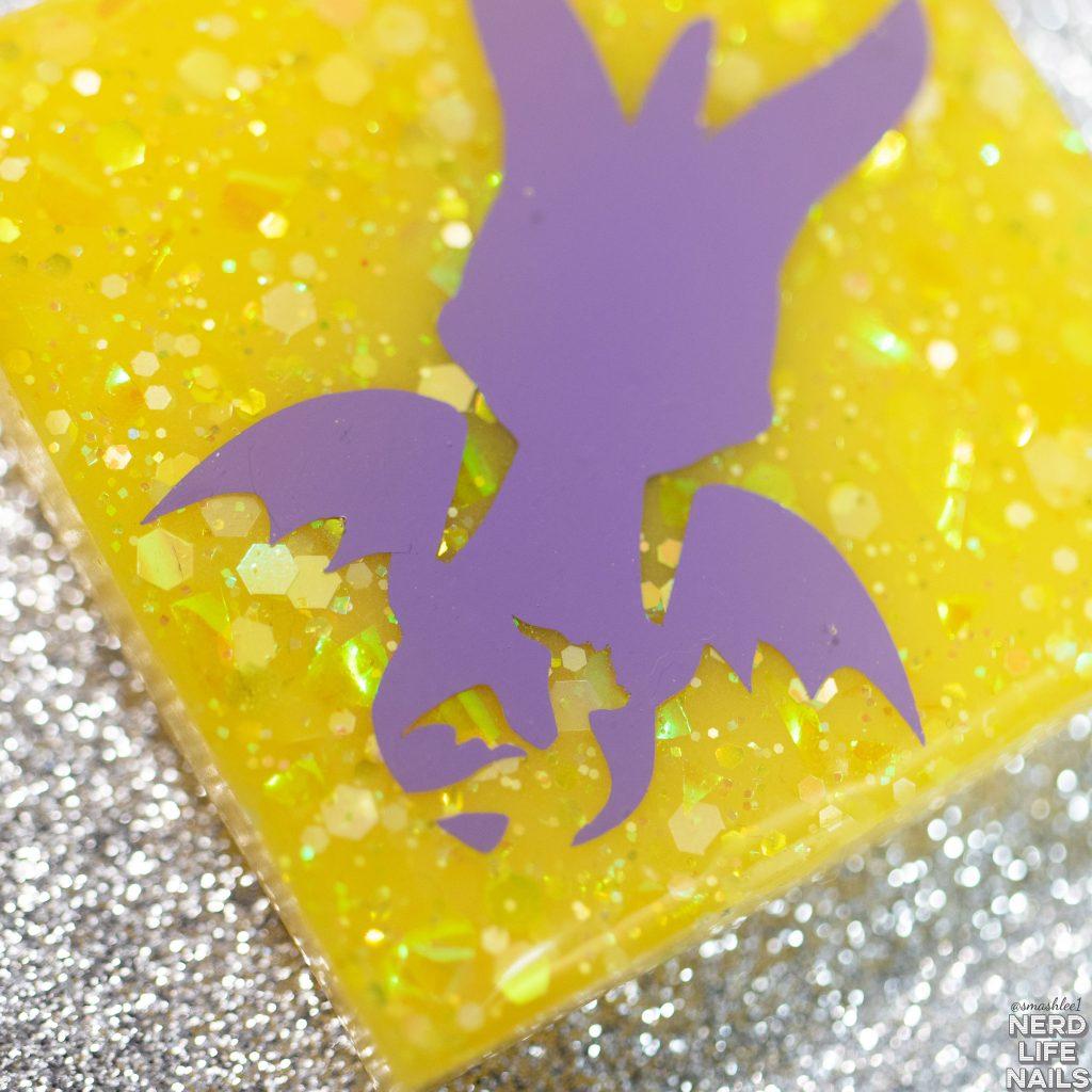 The Sassy Shark - Spyro magnet