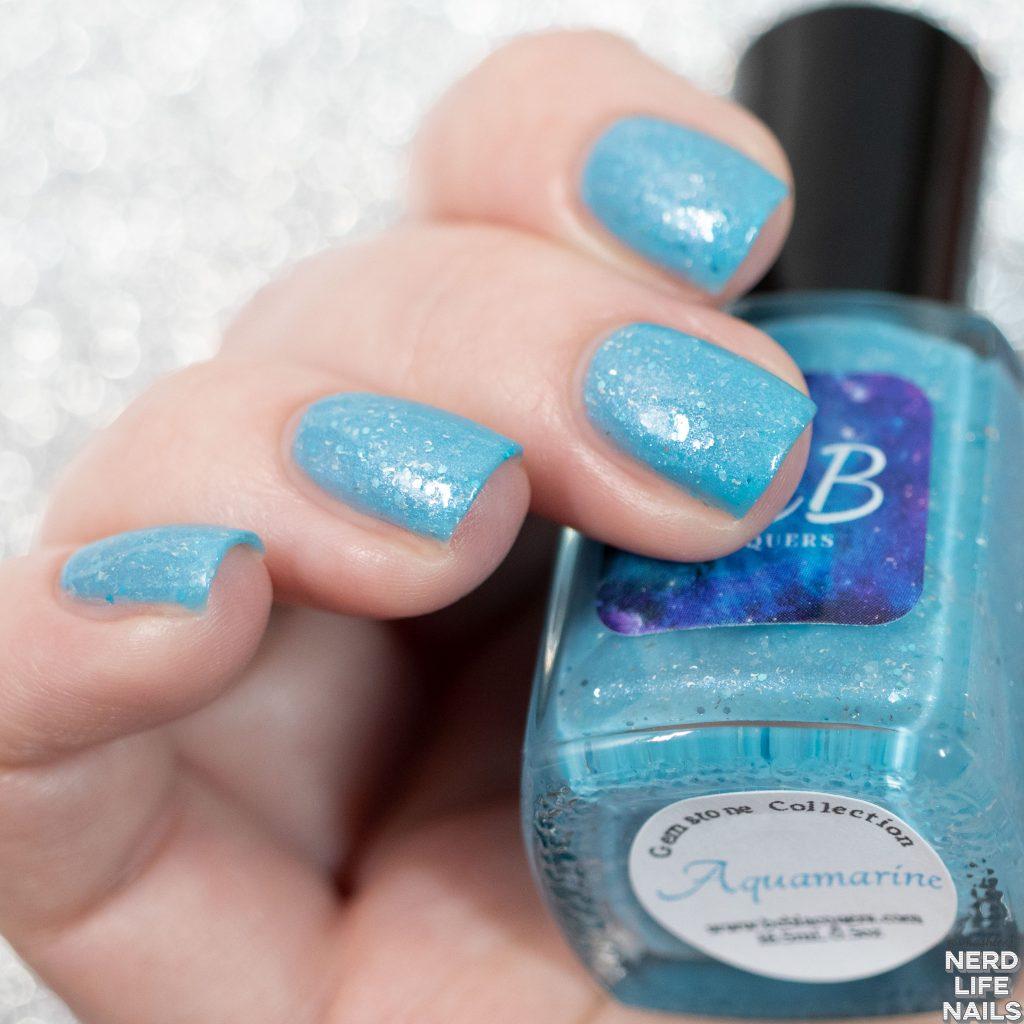 BCB Lacquers - Aquamarine
