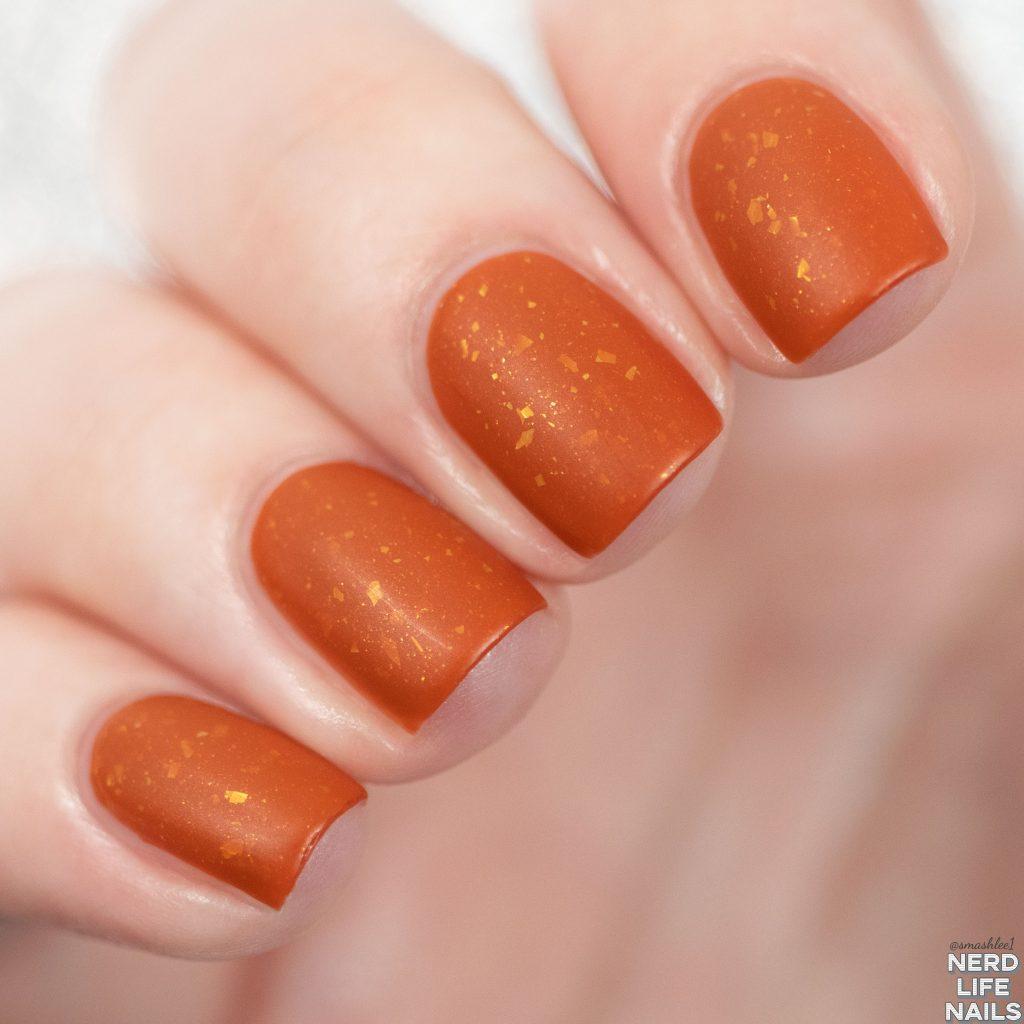 Geekish Glitter Lacquer - Sheila