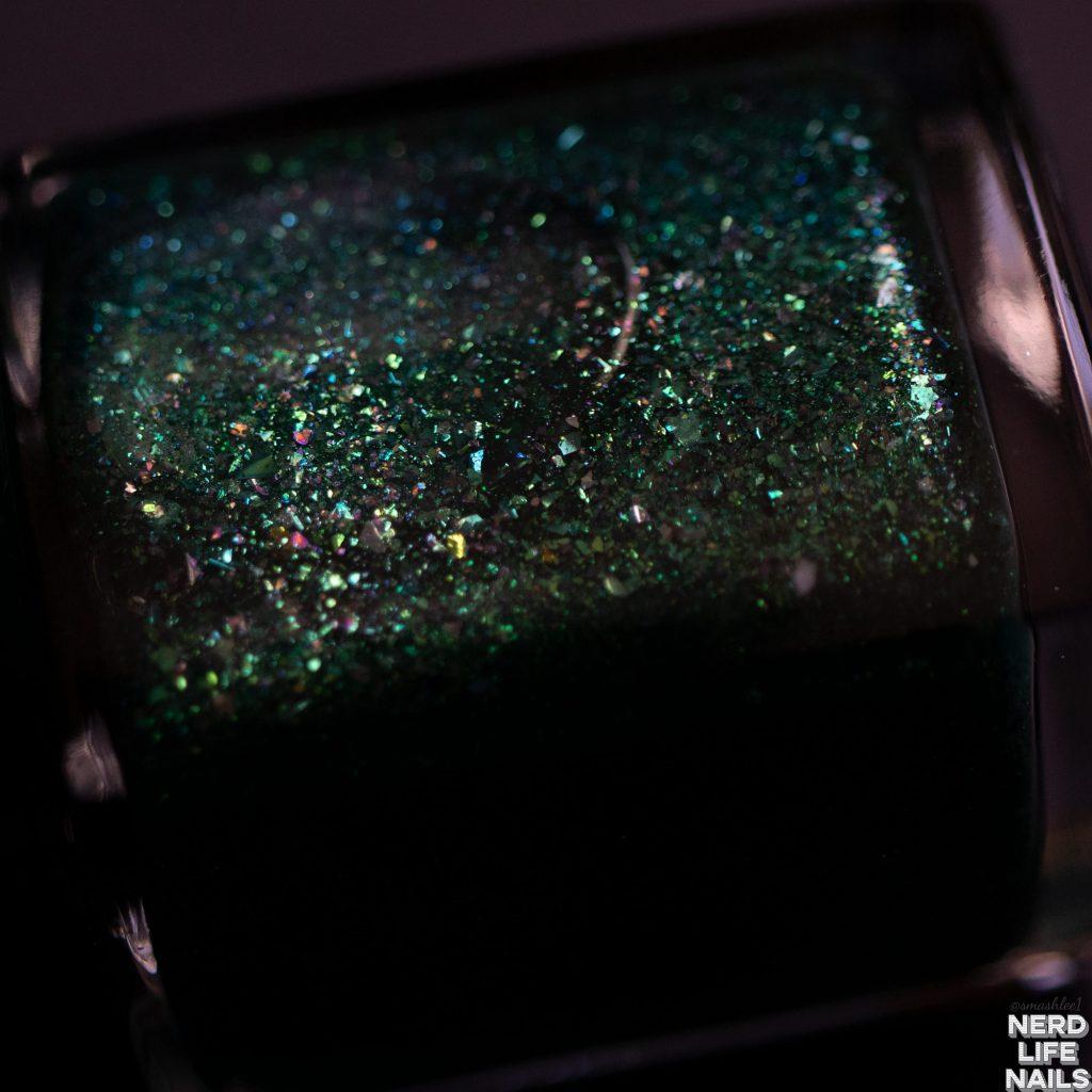 BCB Lacquers - Emerald