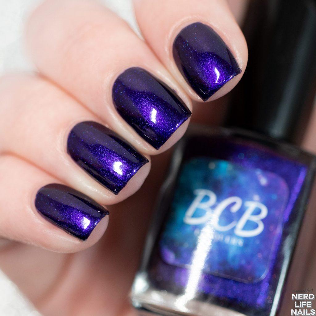 BCB Lacquers - Dark Heart