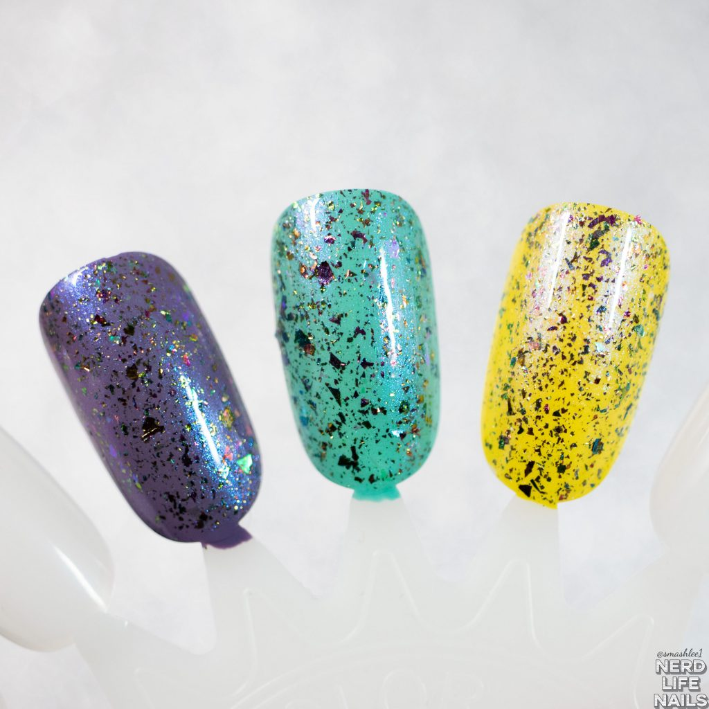 Geekish Glitter Lacquer - Realm of Madness