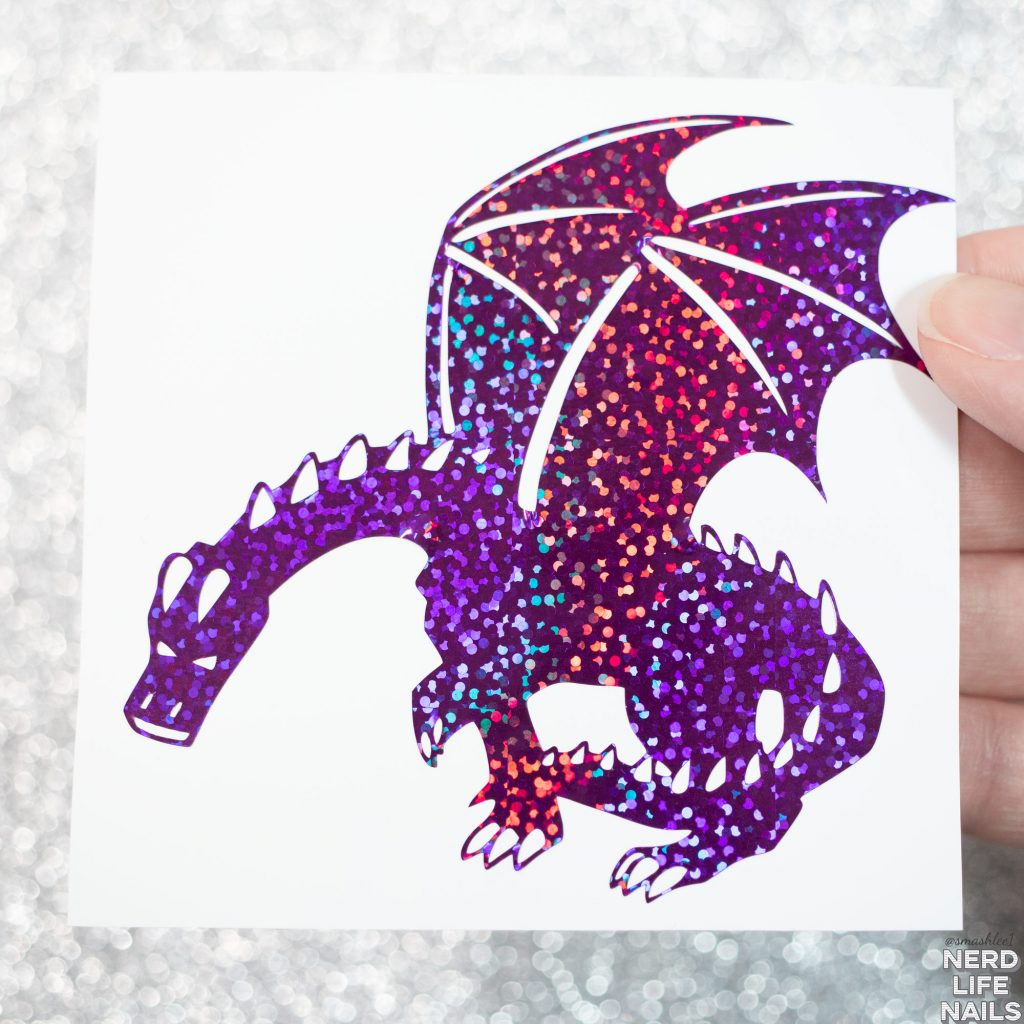 All Mixed Up Lacquers - Ender Dragon Vinyl