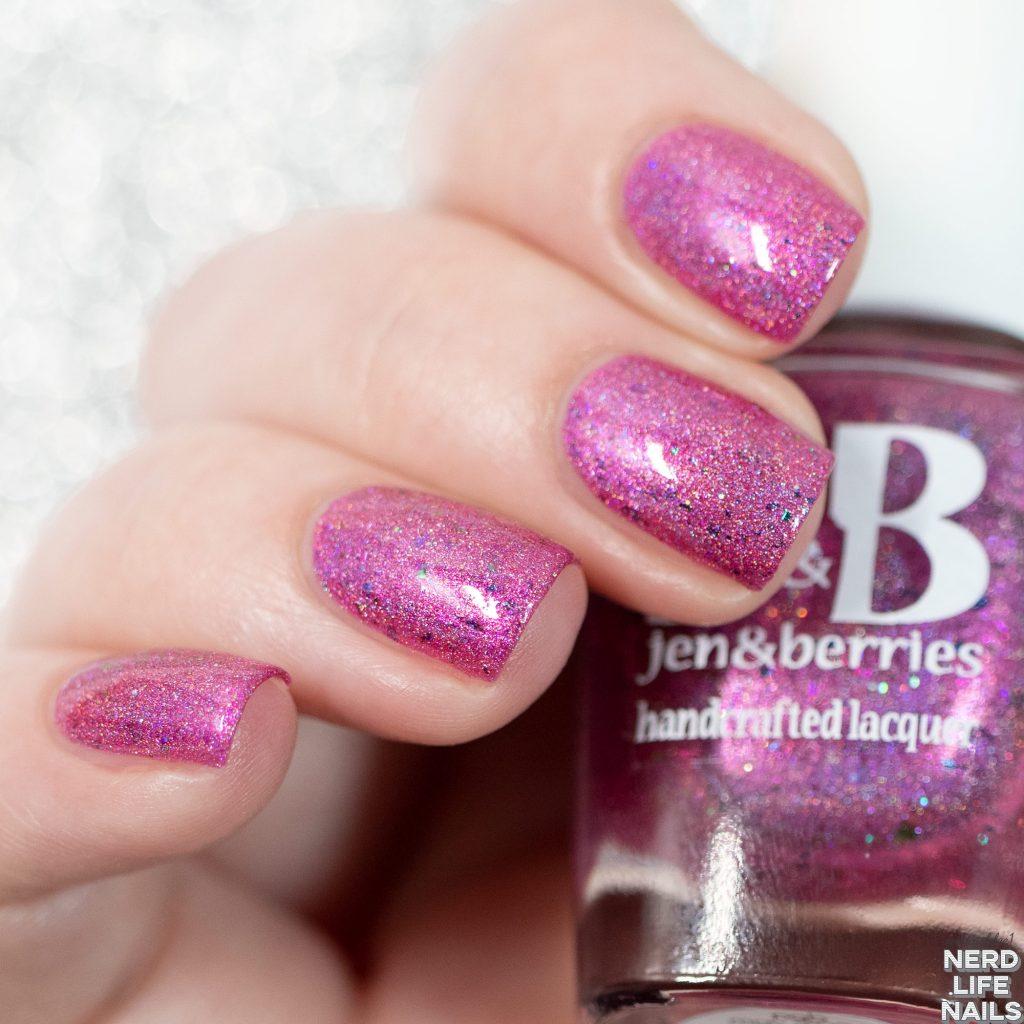 Jen & Berries - Stop Dragon My Heart Around