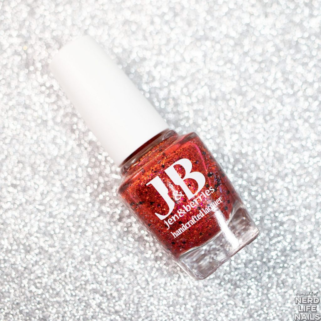 Jen & Berries - You Red My Mine