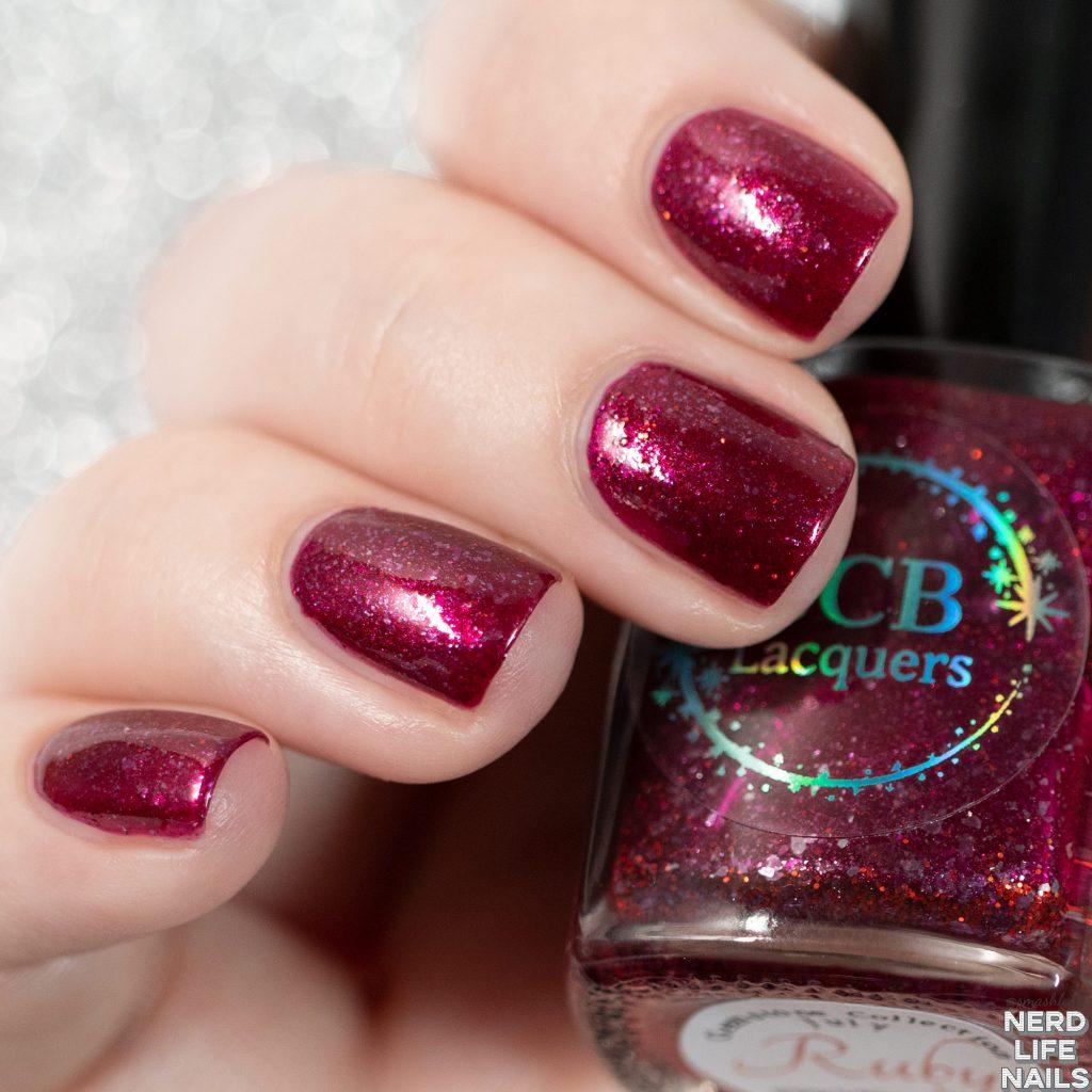BCB Lacquers - Ruby