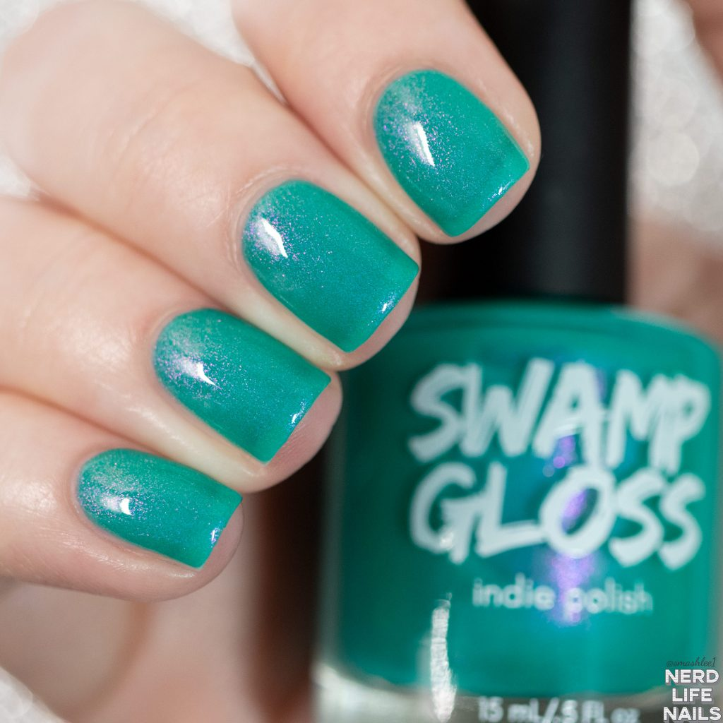 Swamp Gloss - Me and My Pig