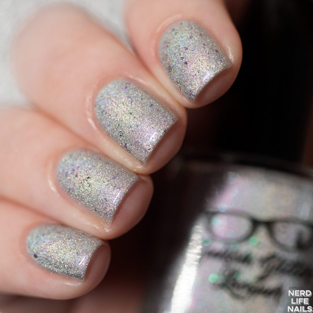 Geekish Glitter Lacquer - Sagrada