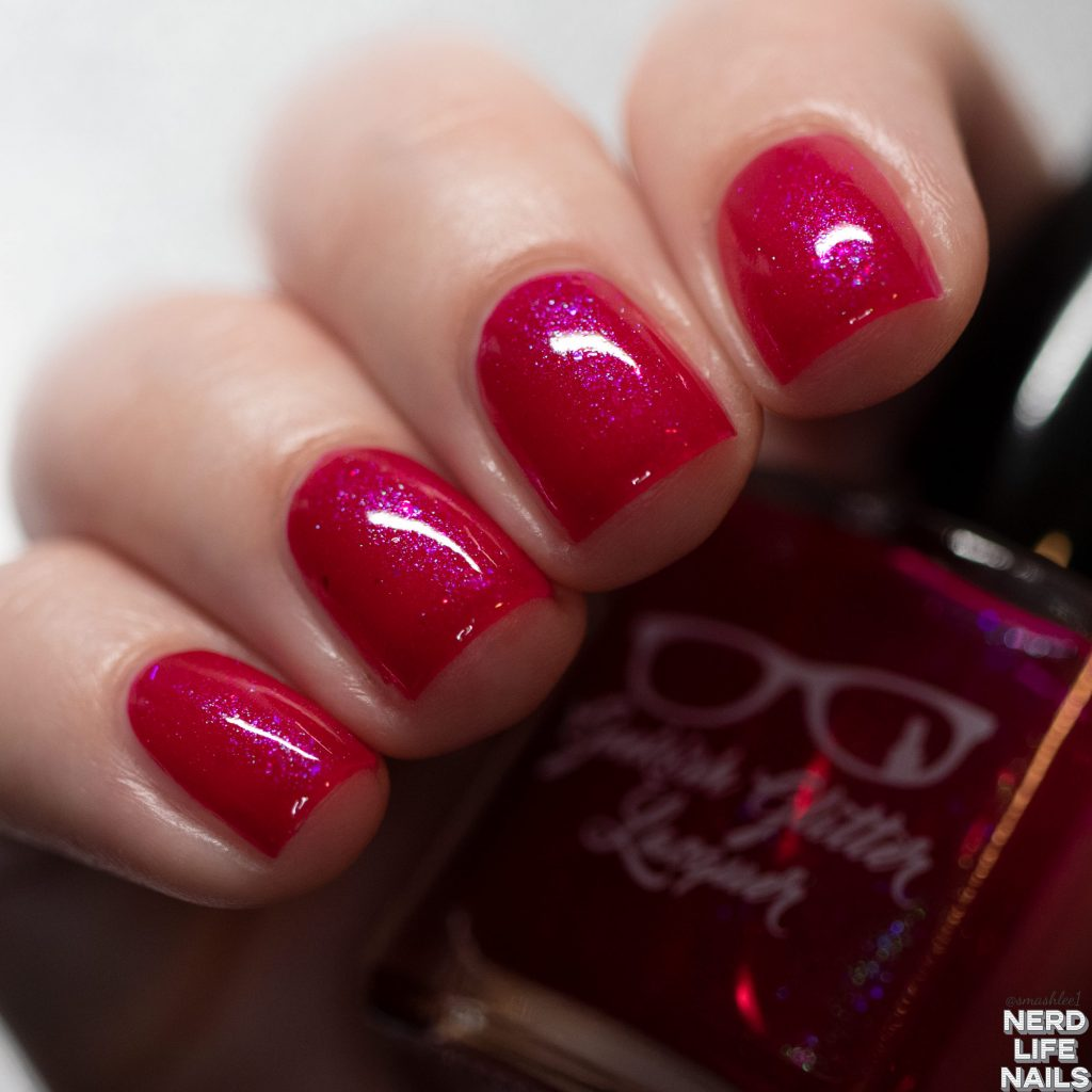 Geekish Glitter Lacquer - The Dawn of the Final Day