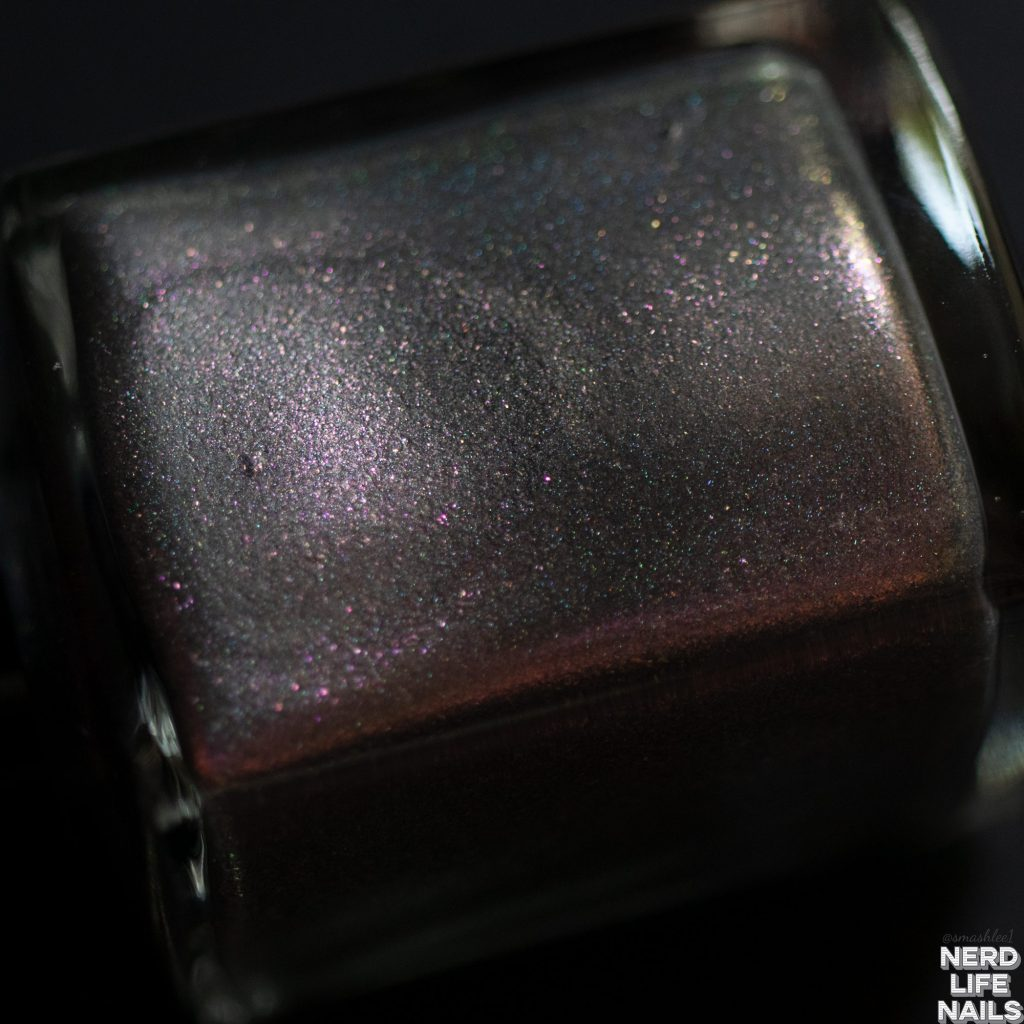 BCB Lacquers - Enter The World of Tron