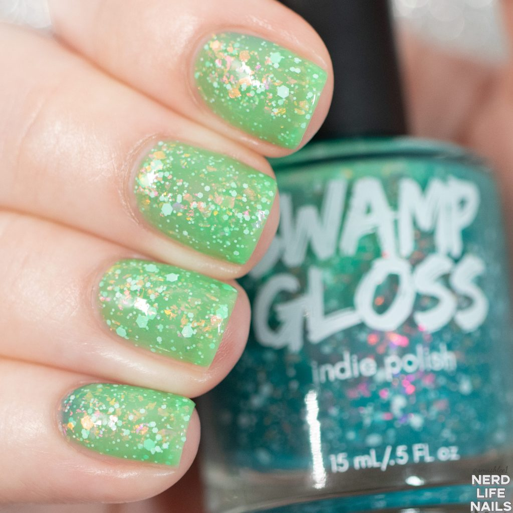 Swamp Gloss - A Bit of Both