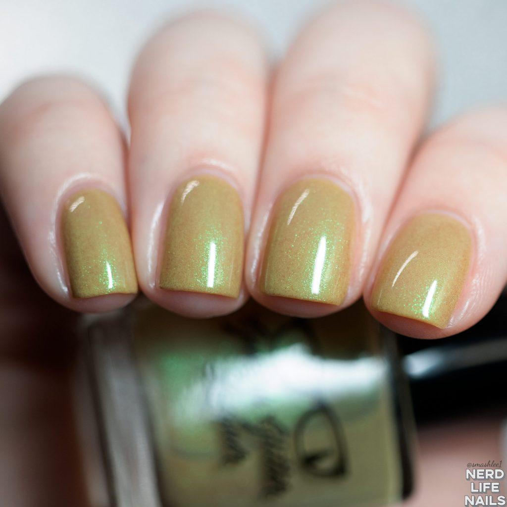 Geekish Glitter Lacquer - Breloom