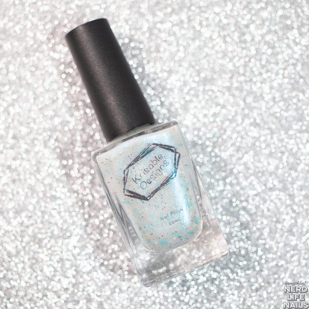 Krisable Designs - Blue Storm