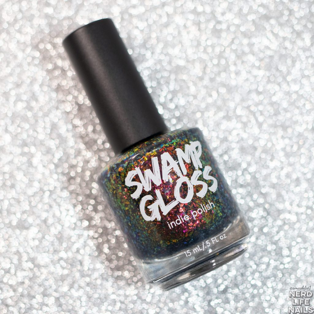 Swamp Gloss - Then Later There's Running, And Um Screaming