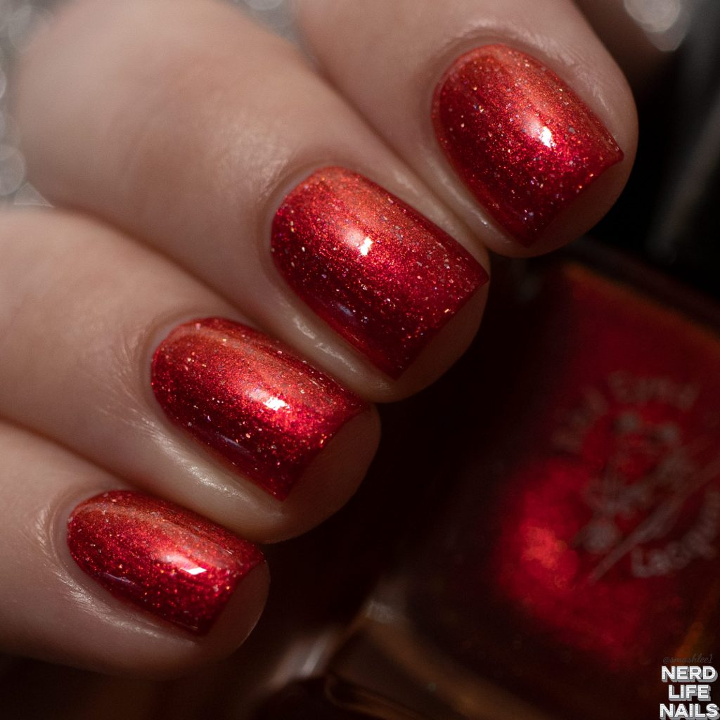 Red Eyed Lacquer - Well, Then, Let's Arch It Right Back At Him
