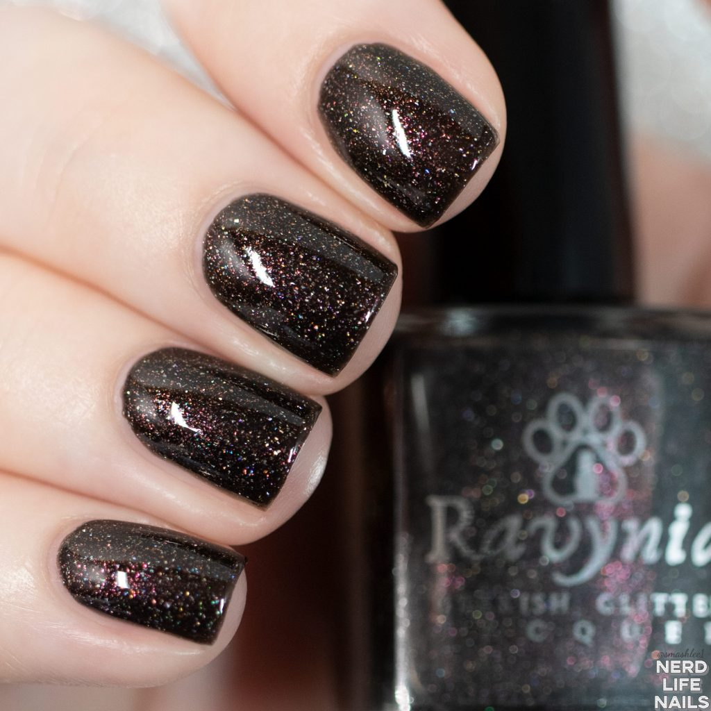 Geekish Glitter Lacquer - !doghairs