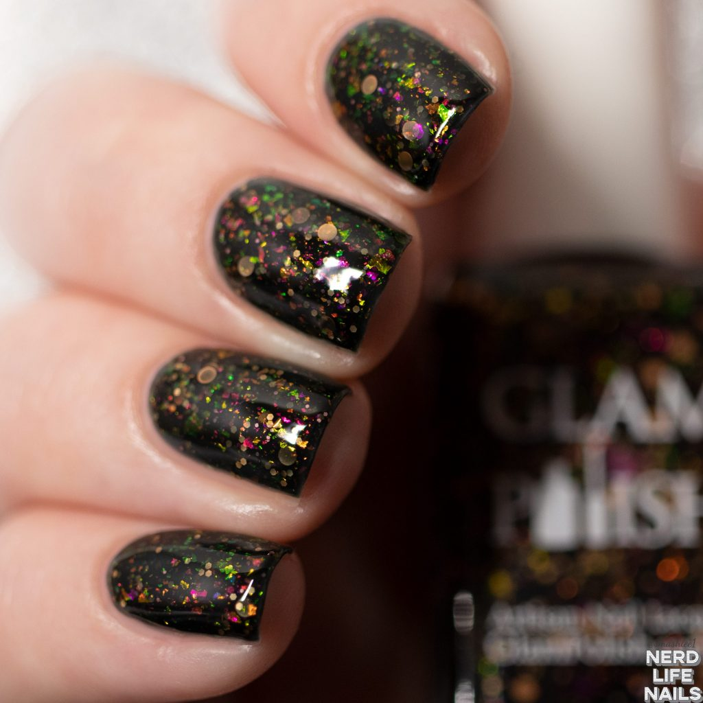 Glam Polish - Demons Are A Ghoul's Best Friend