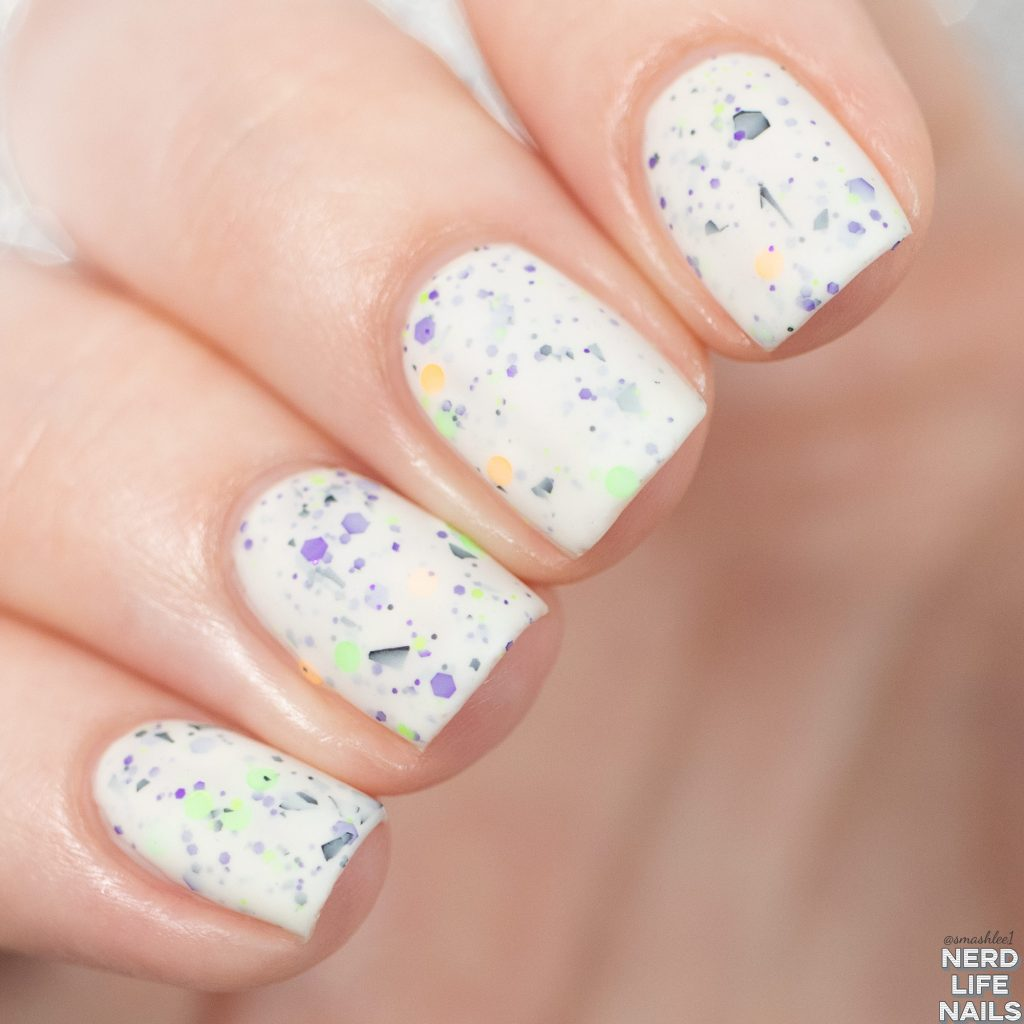 Glam Polish - Ghosts And Goblins Come To Play